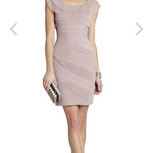 """BCBG MaxAzria """"Briana"""" Short Pleated Dress, size 2"""